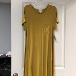 Carly LuLaRoe dress